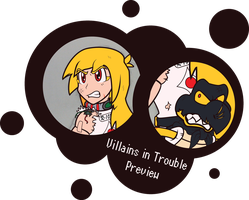 Villains In Trouble -Preview- by Rhay-Robotnik