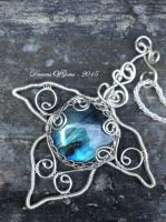 Cascade of Leaves Series - Aurora by DreamsOfGems