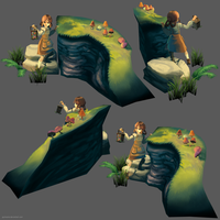 Legend of Fae, some more angles by Pyroxene