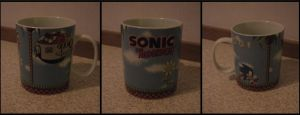 Sonic mug 2 by Niko-the-Hedgehog
