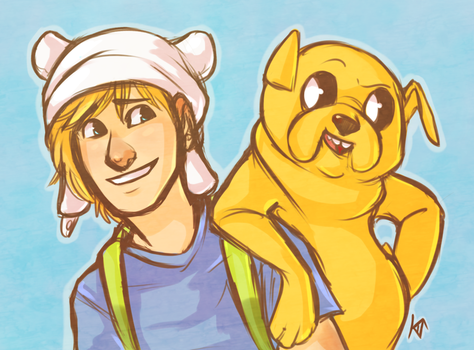 Adventure Time by Susiron