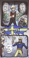 union between Norway and Sweden part 2 by Kazekamichan