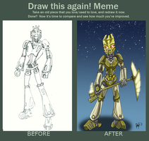 Improve meme- takanuva by MikeOrion