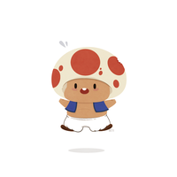 Toad by beyx