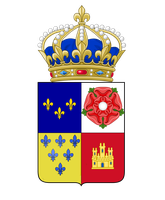 Louis XX - Roy de France Coat of Arms by kasumigenx
