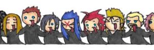 Chibi XIII by BeagleTsuin