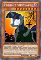 Twilight Soulshard(MLP Nightmare Night): YGO! Card by PopPixieRex