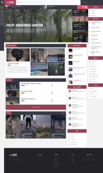 Elbrus  WordPress Blog Magazine Theme by ZERGEV
