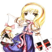 Alice: Shanghai Doll by Sapphire69
