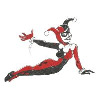 Harley Quinn by candlehat