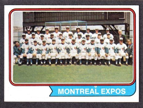1973 Montreal Expos 4 by danwind