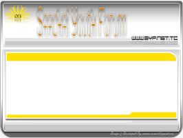 SYF New Template by rameexgfx