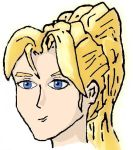 Blonde Girl...Not So Manga? by Lady-Cauthon