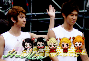 HoMin by IrethStyle