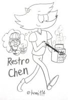 Hudsons and Watsons : After Visiting Restro Chen by komi114