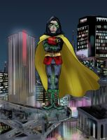 Robin color by SooDLee