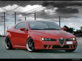 Alfa Romeo Brera by Center68