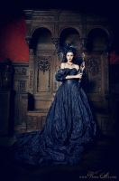 The Indigo Queen by viona