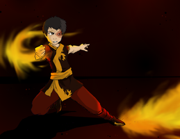Prince of Fire by Kyoto-Fox