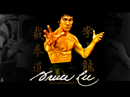 Bruce Lee by xdeadsoulx