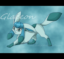Glaceon is Hotter in Colour by Draco-Digi