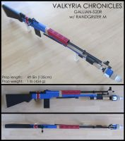 VC - Gallian-S20R Rifle by The-8-Elements