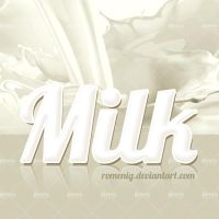 Milk Layer Style by Romenig