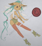 Candy Pixie by DerekClyde