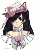 Lady Ciel (FOR SALE + FREE SHIPPING) by Naeviss