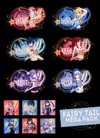 Fairy Tail by JessxFlyller
