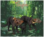Tayra Download Screen by GrandeChartreuse