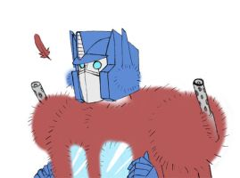 Optimus Fluff by Fadura-lotti