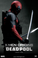 POSTER: X-men Origins: Deadpool / Fan Made #1 by LunestaVideos