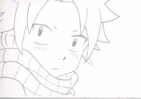 Young Natsu by Thecoldtrojan