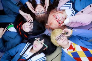 Hiromi Nase_Beyond the Boundary by AMPLE-COSPLAY