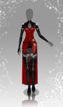 (closed) Auction Adopt - Outfit 376 by CherrysDesigns