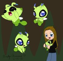 Dream Celebi by PokreatiaForms