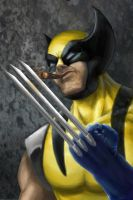 Wolvie's Cigar by JCSArtCan