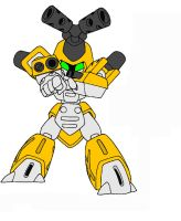 Medabots: Metabee 2 by Alondra-chui