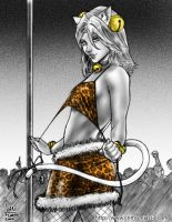 Strip Kitten by transfuse