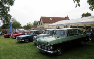 classic car line up by Sceptre63