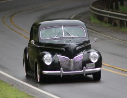 Forty Merc sedan by finhead4ever