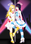 Panty and Stocking by Rush--it
