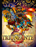 Triunfante: Book1Cover by toteczious