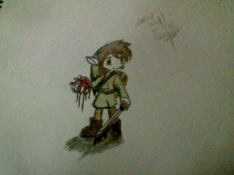 Link by CoZmiiC-eLeMenT
