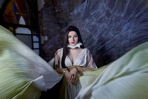 The Brides of Dracula. First Verona by Afemera