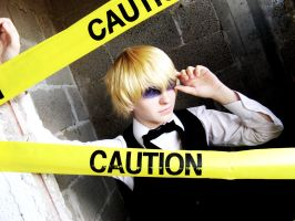 Shizuo by GracefulGlider