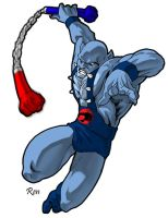 Panthro for Jam by Darkness33