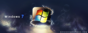 Windows 7 Signature by kingsess