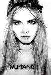 Cara Delevingne by SweetSophie